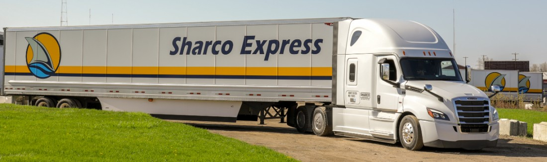 Truck Driving Jobs | Sharco Express - ABCD